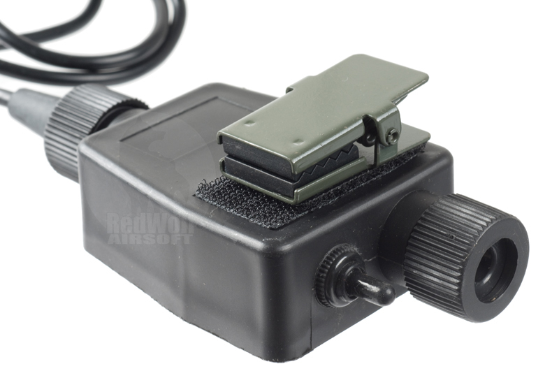 Z Tactical TEA PTT for ICOM Version