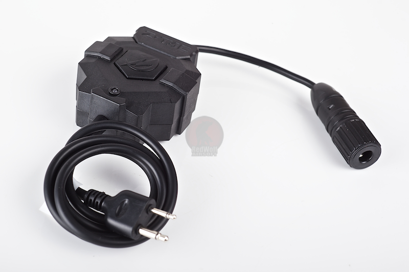 Z Tactical Style Wireless PTT for ICOM Version