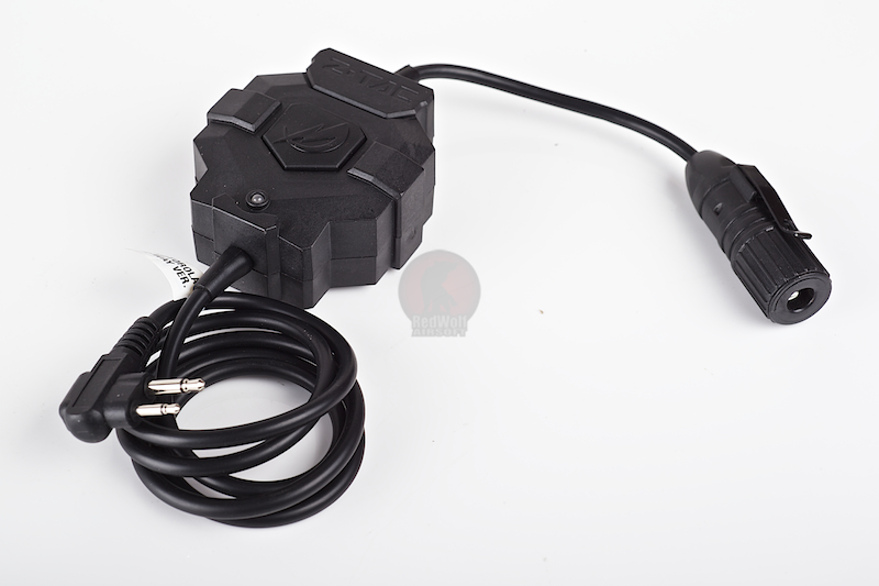 Z Tactical Style Wireless PTT for Motorola 2-Way Version