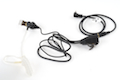 Z Tactical ZFBI Style Acoustic Headset - Motorola Talkabout Version