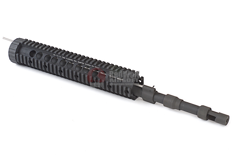 Z-Parts MK12 MOD1 Set with Steel Barrel for Systema PTW M4 Series