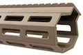 Z-Parts MK16 M-Lok 9.3 inch Rail for Systema PTW M4 Series (w/ Barrel Nut) - DDC