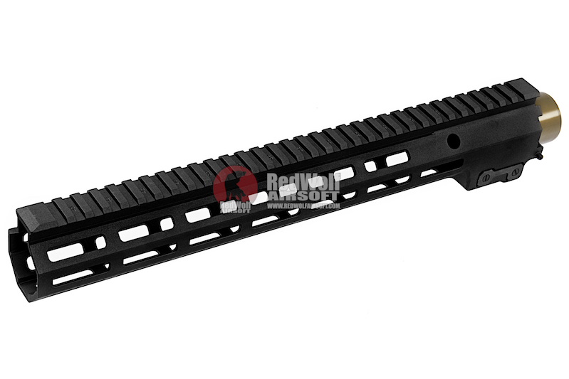 Z-Parts MK16 M-Lok 13.5  inch Rail for Umarex / VFC M4 GBBR Series (w/ Barrel Nut) - Black