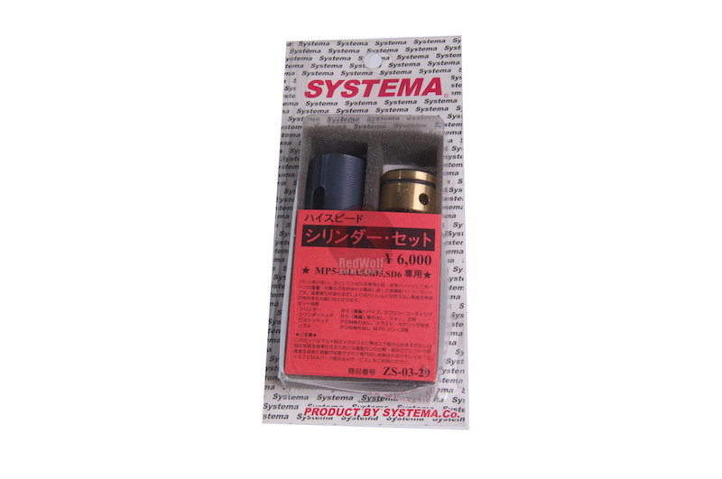 Systema High Speed Cylinder Set for NP5
