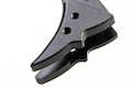 PTS ZEV Fulcrum Pro Trigger & Safety for Tokyo Marui Model 17 GBB Pistol - Black
