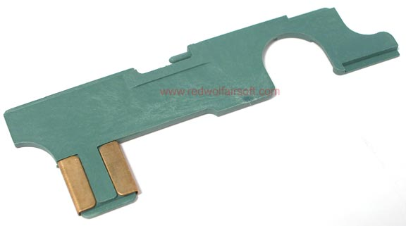 Deep Fire Selector Plate for M16 Series