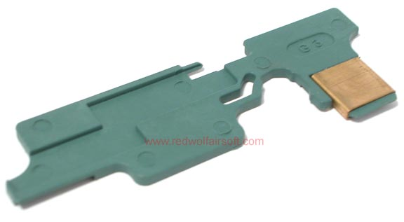 Deep Fire Selector Plate for G3 Series