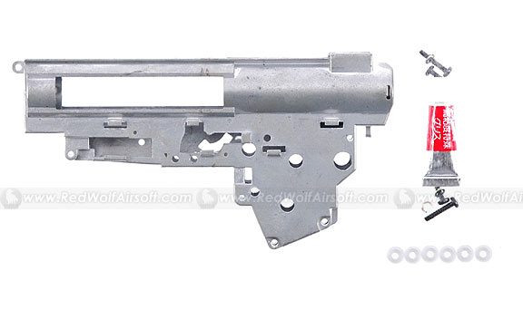 Guarder AEG Version III Gear Box for Guarder AK Auto Back Bolt Carrier