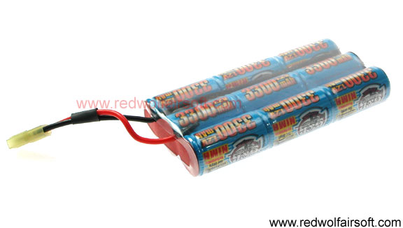 G&P 10.8v 3300mAh Battery for G&P PEQ II Model Kits