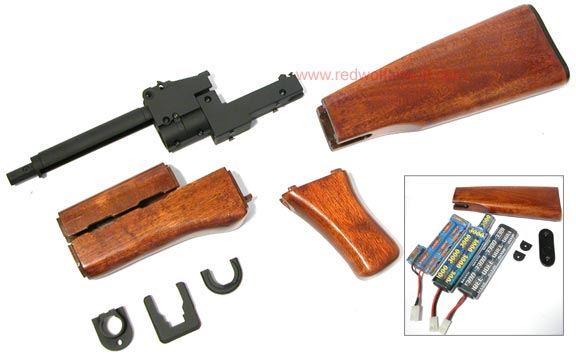 G&P AK Wood Conversion Kit