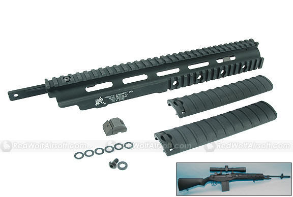 G&P M14 RAS Kit For Marui M14 Series