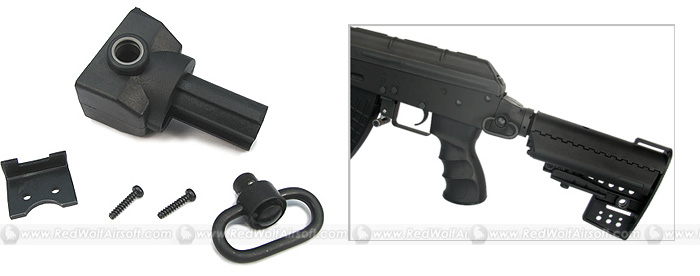 King Arms AK Stock Adaptor