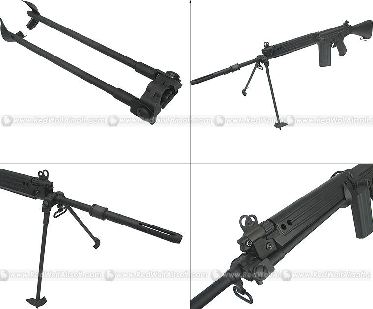 King Arms FAL Tactical Bipod