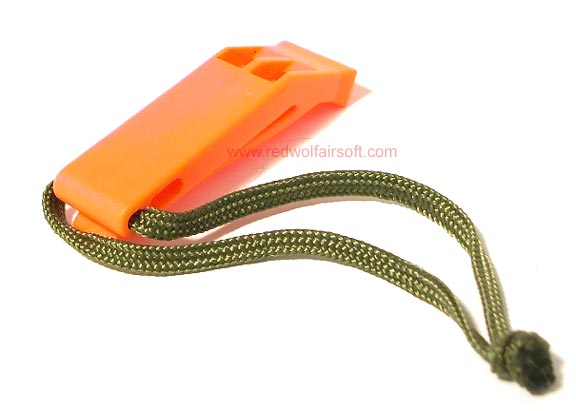 King Arms Survival Whistle (Orange)