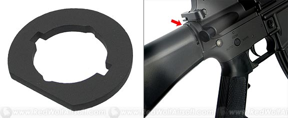 King Arms Stock Ring for M16A2