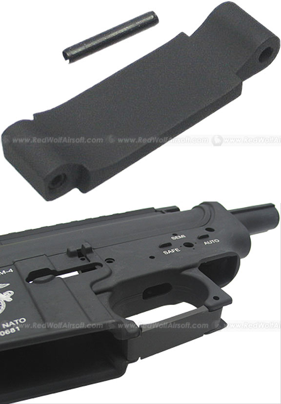 King Arms Trigger Guard (WIde) for M4 Series