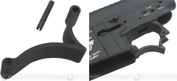 King Arms Trigger Guard (SPR) for M4 Series