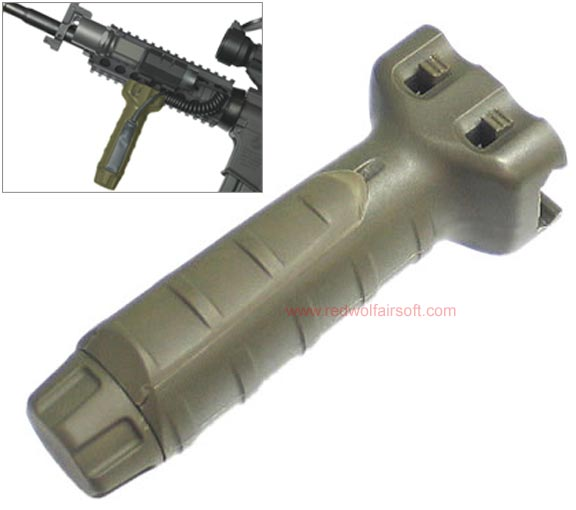 King Arms Vertical Fore Grip - OD