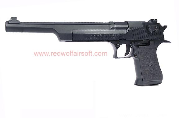 SIIS Desert Eagle.50 AE 10 (Black)