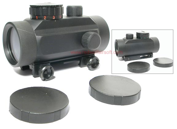 King Arms Green / Red Dot Scope (35mm)