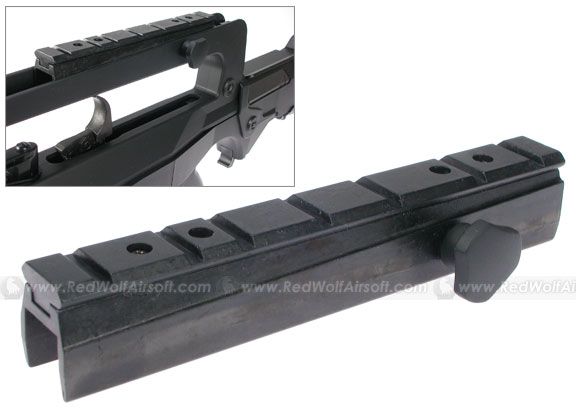 Tokyo Marui Scope Mount Base for FAMAS Series