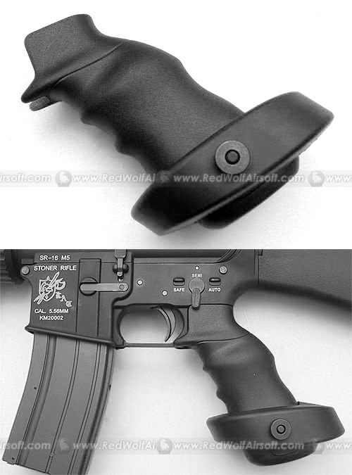 G&P Western Arms (WA) M16 Sniper Grip (Black)