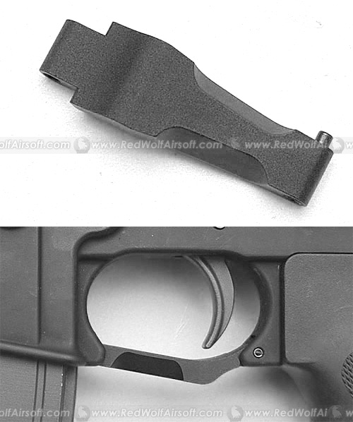 G&P Western Arms (WA) Knight's Type Trigger Guard for Western Arms (WA) M4 series